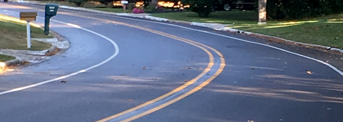 Arlington Blvd, City of Ann Arbor Resurfacing