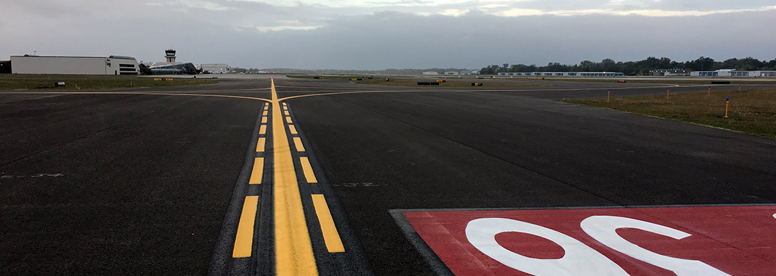 Oakland County International Airport, Reconstruction of Taxiway C